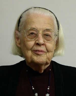 Mary Oyer